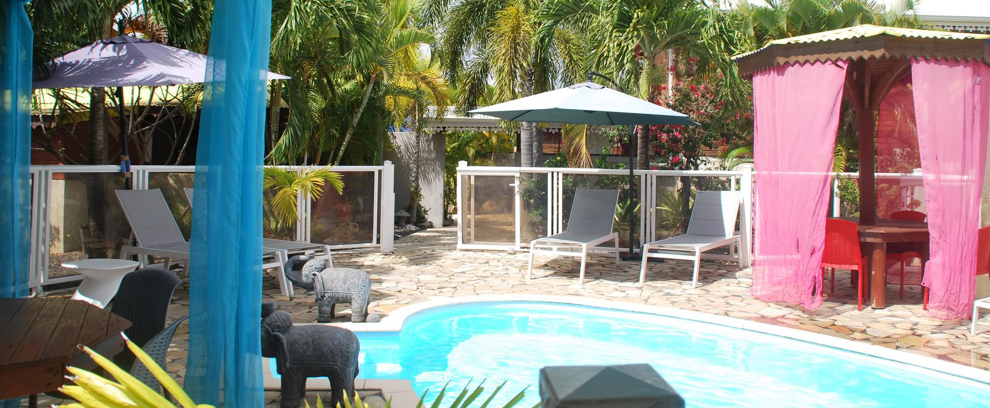Village 3N location de villas Guadeloupe