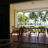 location appartement en bord de mer Guadeloupe